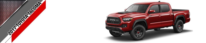 2017 red toyota tacoma