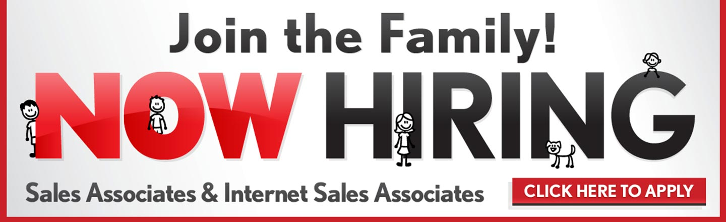 Family Toyota Of Burleson | 78929 FAM 1220x385 NOW HIRING WEB BANNER