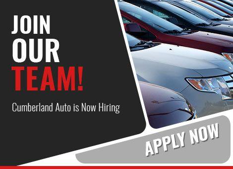 Cumberland Auto Group, hiring