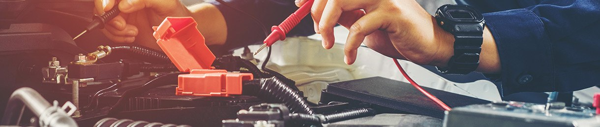 Service Your Battery At Elhart, GMC near Grand Rapids and Wyoming, MI