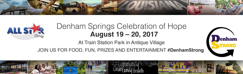 All Star Dodge Denham Springs >> Celebration Of Hope In Denham Springs La All Star Dcjr