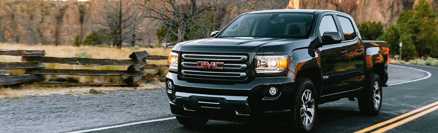 2018 Canyon GMC in Easton, PA