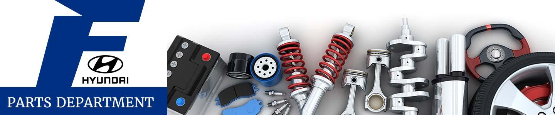 Fiesta Hyundai Parts Department