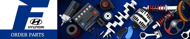Fiesta Hyundai Order Parts