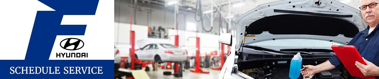 Fiesta Hyundai Schedule Service