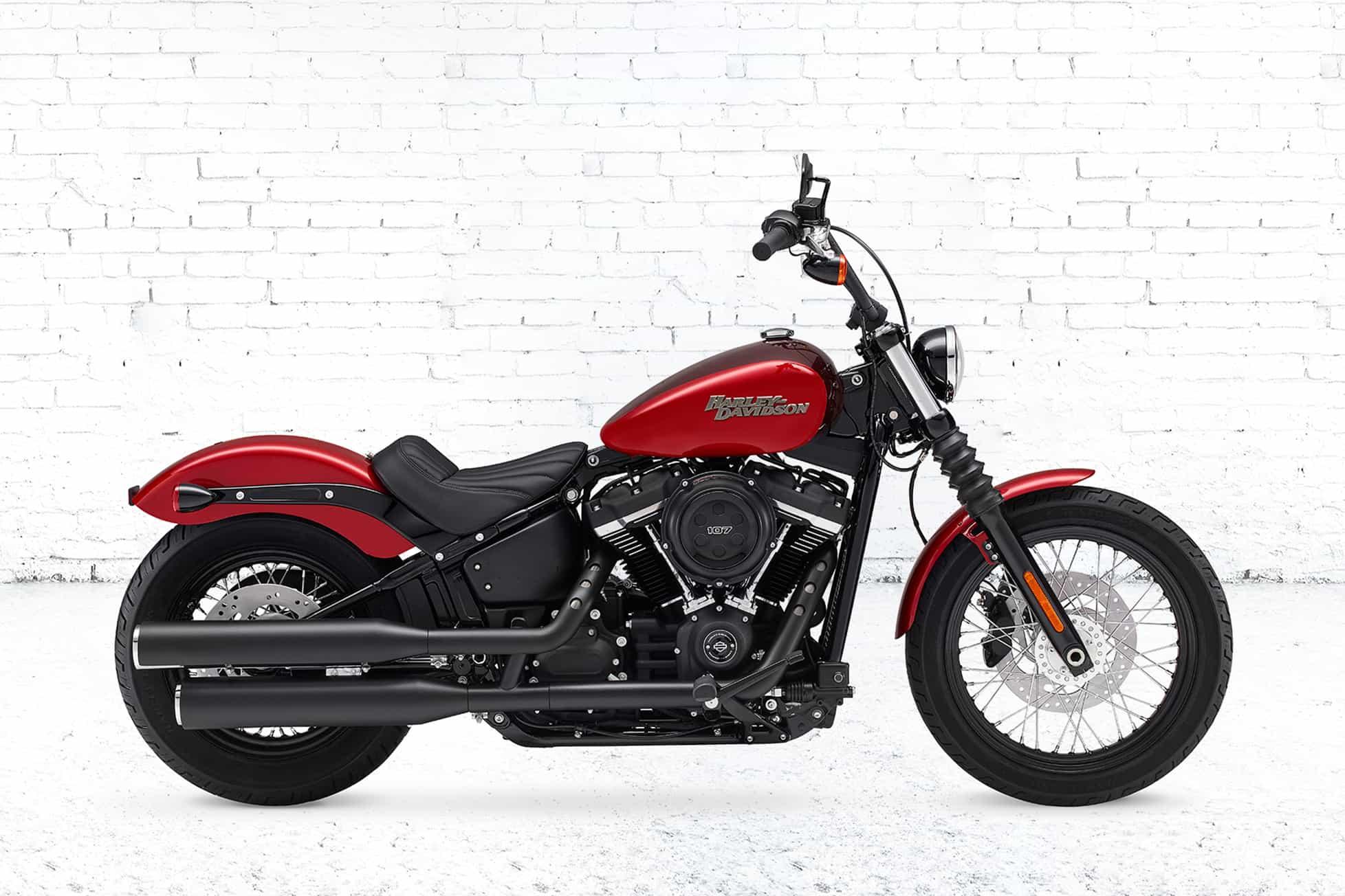 2018 Harley-Davidson® Softail Street Bob