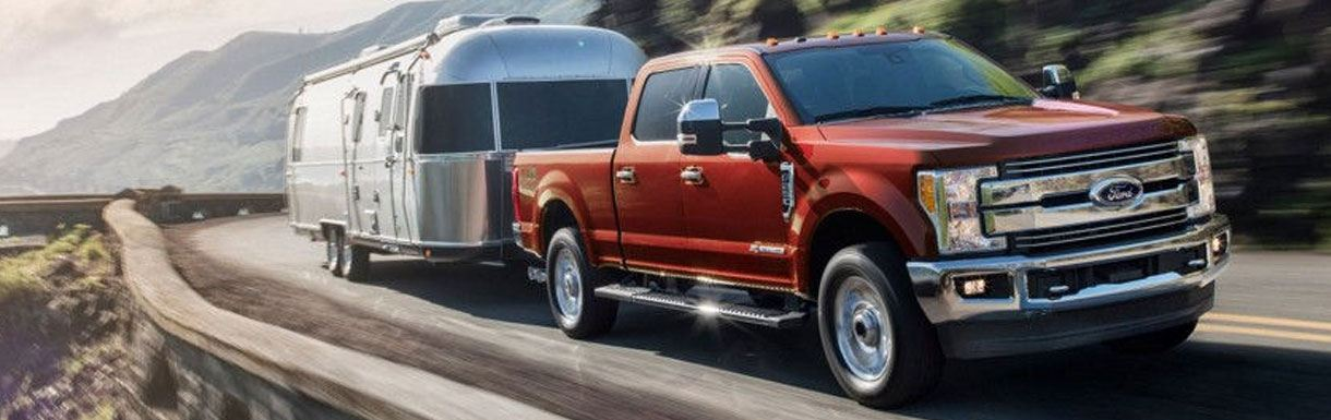 Experience The 2017 Ford Super Duty F-450