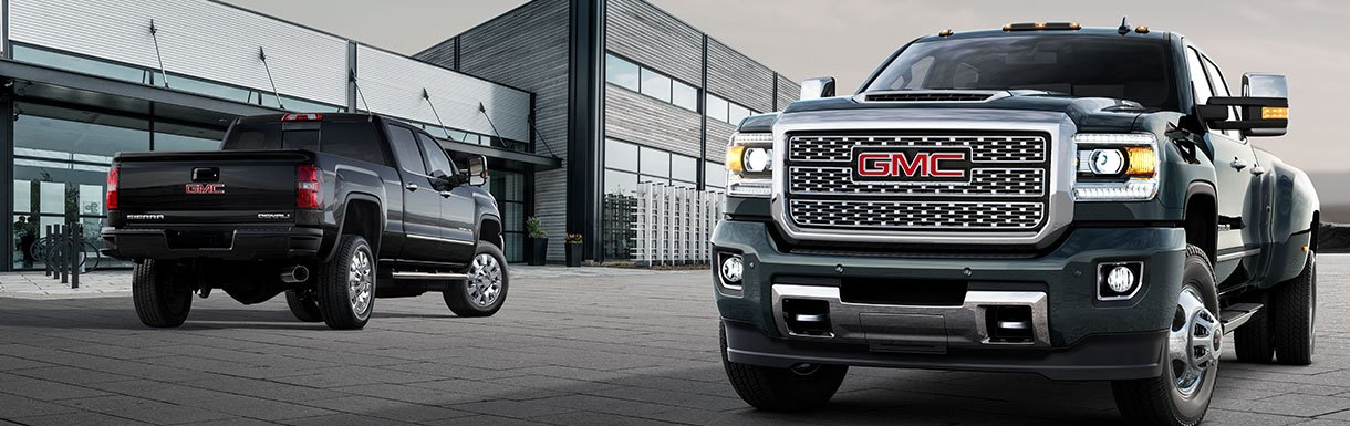 Buy A 2018 Sierra 2500 in Fontana, CA