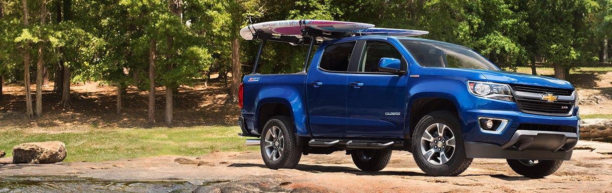 Buy A Chevy Colorado in Fontana, CA