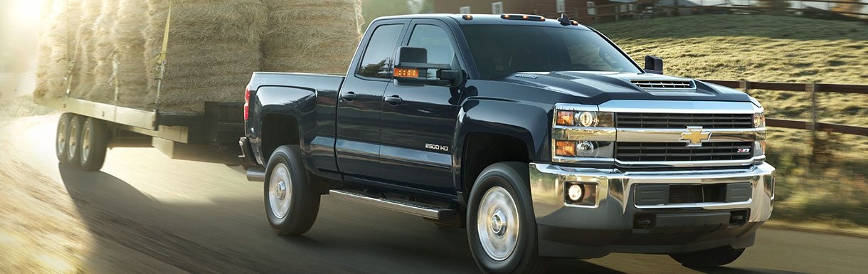 Buy A Chevy Silverado 2500 in Fontana, CA