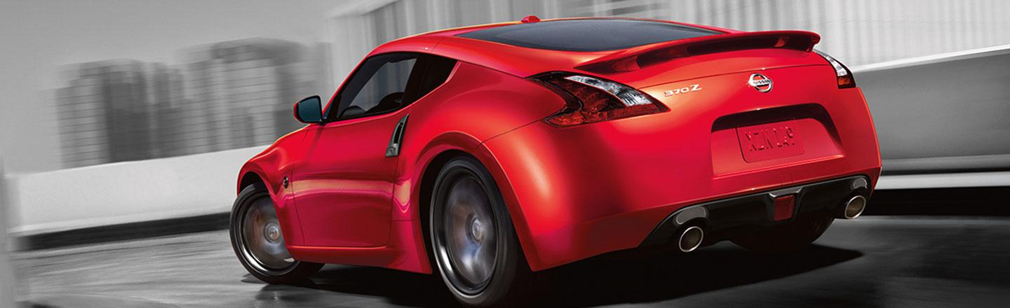 The Exciting New 2018 Nissan 370Z Is Coming Soon