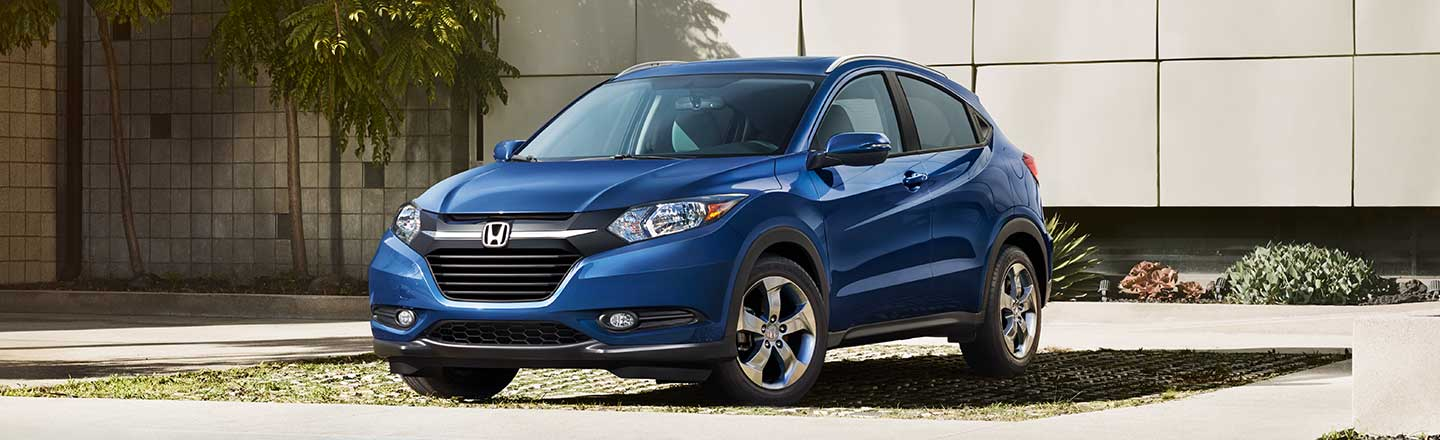 Buy A 2017 HR-V Crossover near Cleveland and Westlake, Ohio