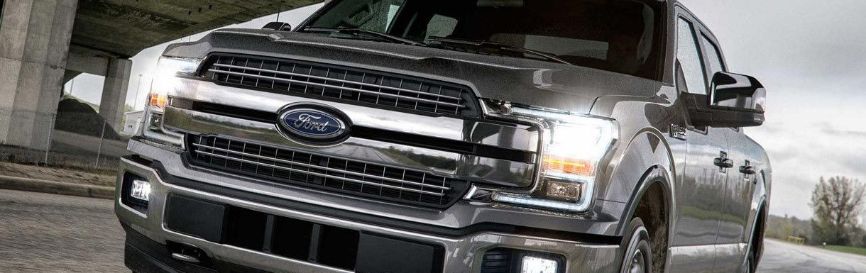 Buy New And Used Ford Truck Models In Fontana CA