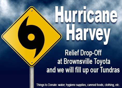Hurricane Relief Preparation