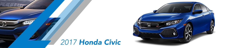 New Honda Civic in Wilmington, NC