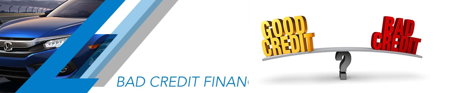 Bad Credit Financing Assistance for New Hanover County, NC Area Car Buyers