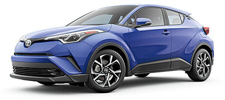 Jim Hudson Toyota | 2018 C-HR