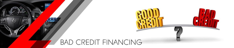 Bad Credit Auto Financing in Wilmington, NC -| Stevenson Acura