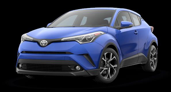 Al Hendrickson Toyota 2018 C-HR