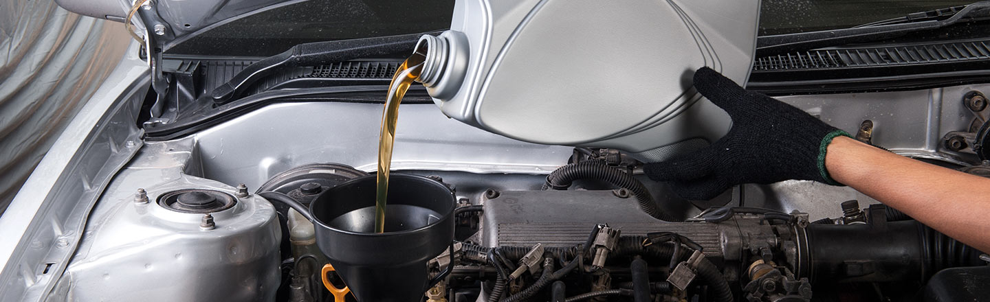 Our certified technicians do the job right the first time so schedule your oil service appointment online now.