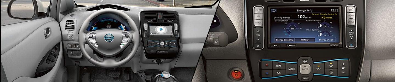 New Nissan LEAF Electric Car in Greensburg, PA | Star Nissan