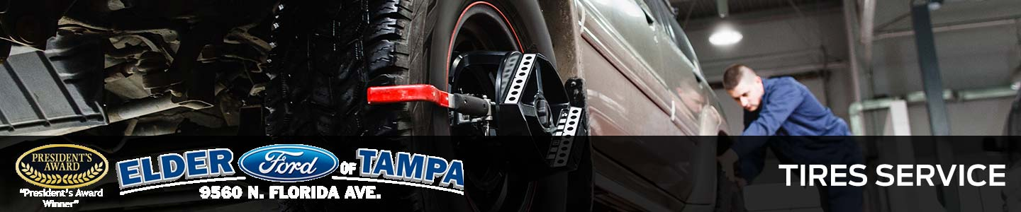 car tire services in Tampa, FL