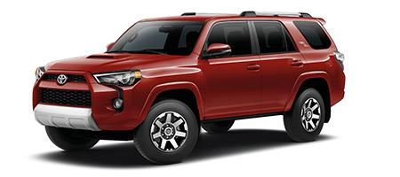Mike Johnson Hickory Toyota | 2018 4Runner