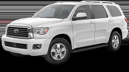 Toyota Sequoia Full Size SUVs In Abilene, TX