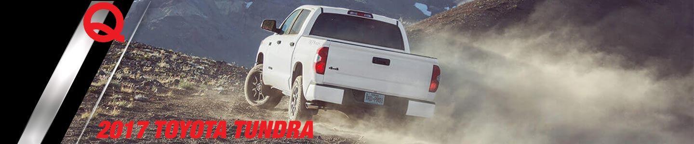 White 2017 Toyota Tundra