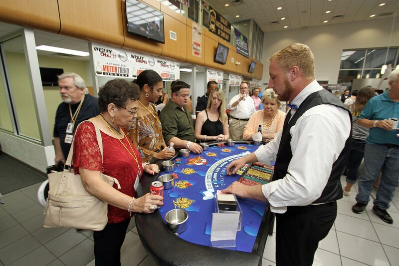 casino night-rotary