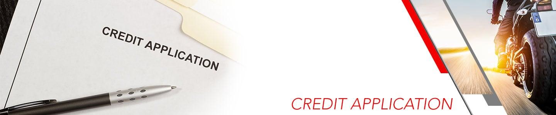 Motorcycle Loan Credit Application in Shawnee, KS