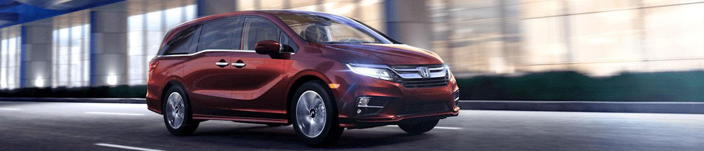 2018 Honda Odyssey For Sale near Sebastopol & Sonoma, CA