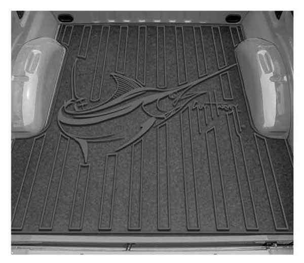 Custom Guy Harvey  bed mat.