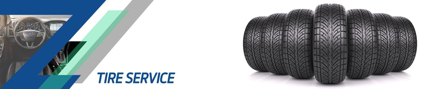 Gosch Ford Temecula, tire service
