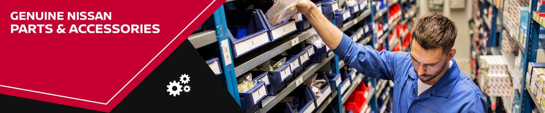 Order Genuine Nissan Parts Online In Holland, MI | Elhart Nissan