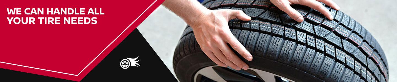 Elhart Nissan, tire service