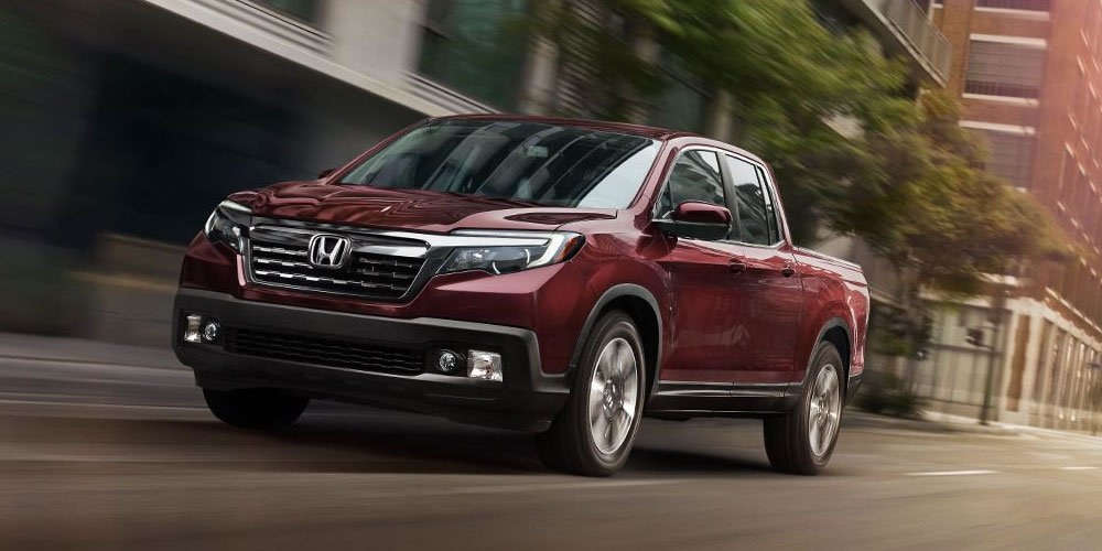 2018 Honda Ridgeline near Cherry Hill