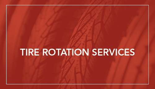 Tire Rotation Services