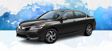 2017 Honda Accord Sedan LX FWD AT