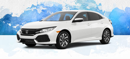 2017 Honda Civic EX MT