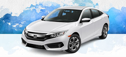 2017 Honda Civic LX CVT AT