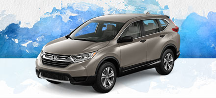 2017 Honda CR-V LX 2WD AT