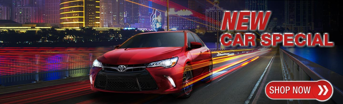 New Monthly Specials · TDDS REQUIREMENT   SERVICE SPECIALS · Special  Financing At Thousand Oaks Toyota