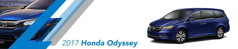 New Honda Odyssey Minivans in Wilmington, NC