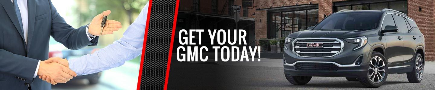find your gmc today at elhart gmc
