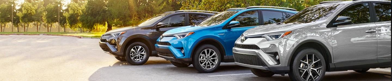 2018 Toyota RAV4 For Sale In Jacksonville, North Carolina