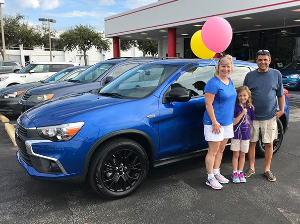 Sarasota Mitsubishi, Happy Customer, Arpinno