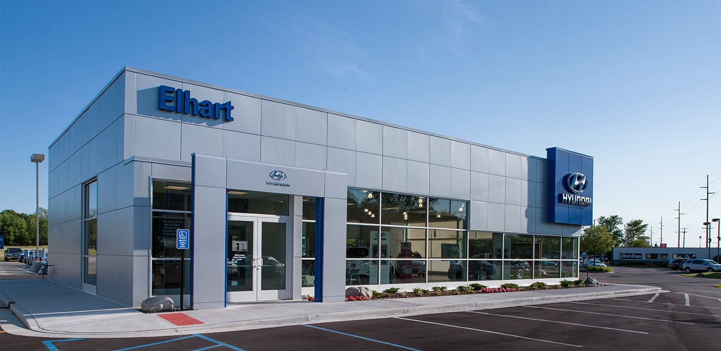 Elhart Hyundai, image of dealership