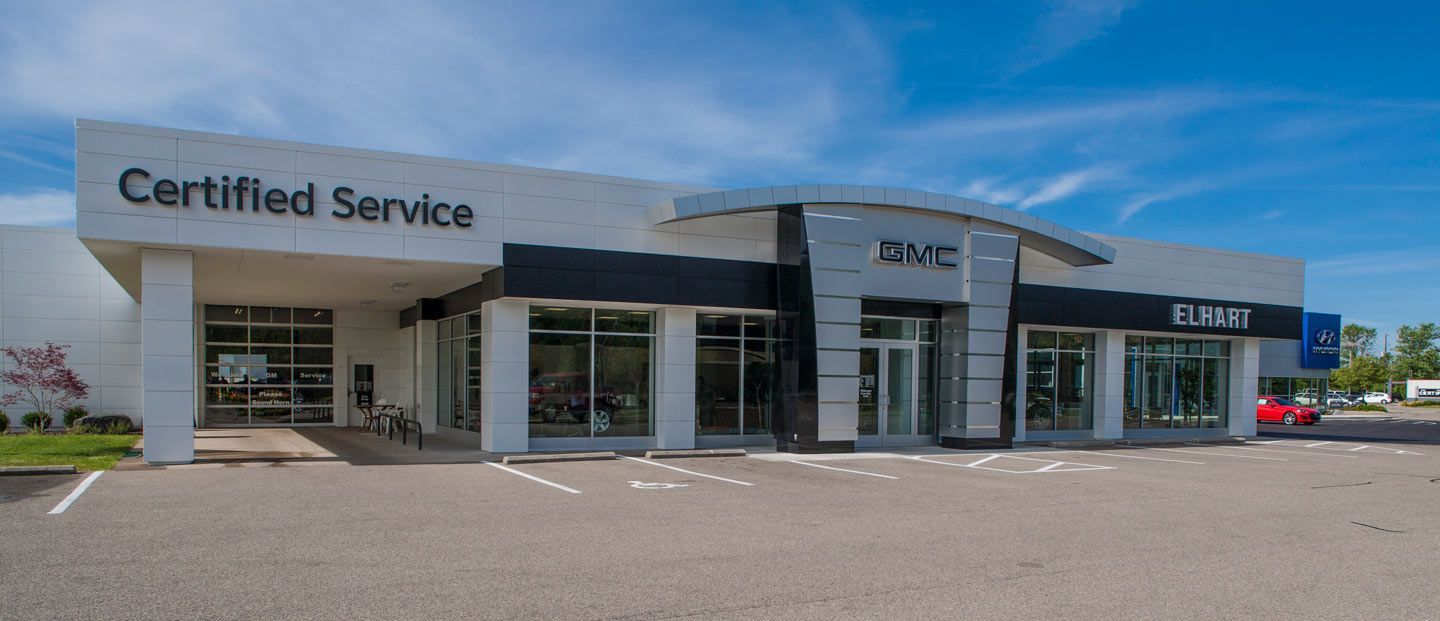 Elhart GMC dealership