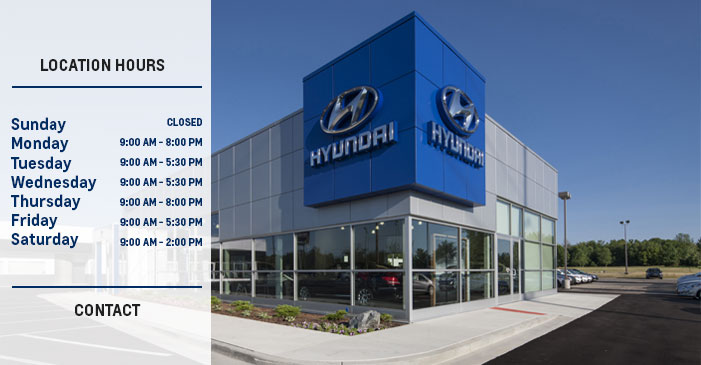 New Hyundai & Used Cars Dealership In Holland, MI | Elhart ...